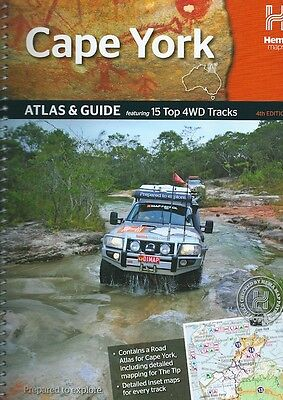 Hema Cape York Atlas & Guide *FREE SHIPPING - NEW*