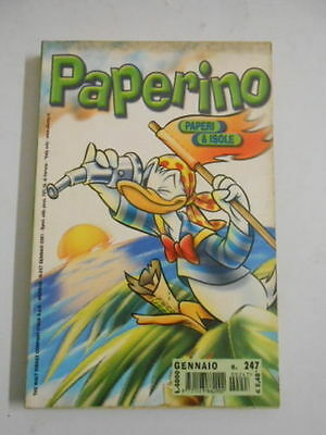 PAPERINO - n.247 - PAPERI & ISOLE - 2001