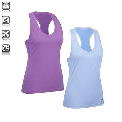 Tenn Ladies Cycling/Sports Vest Top