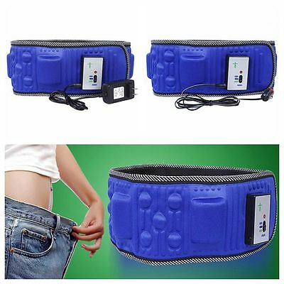 Electric Abdominal ABS Toner Muscle Stimulation Stomach Belly Toning Belt Unisex