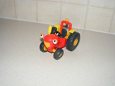 Tractor Tom Plastic Toy