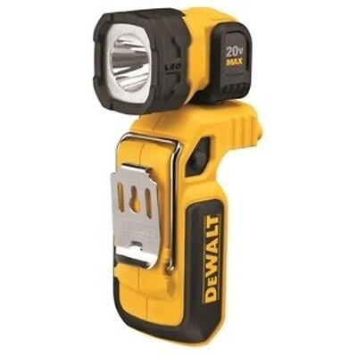 DEWALT DCL044 20V MAX LED Hand Held Worklight (Tool Only)