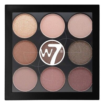 W7 cosmetics - Palette The Naughty Nine Mid Summer Nights - 4.5g