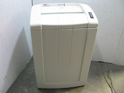 HSM Classic 390.3 Particle Cut Commercial Paper Shredder