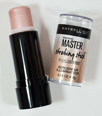 (1) Maybelline Master Strobing Stick Illuminating Highlighter, You Choose!