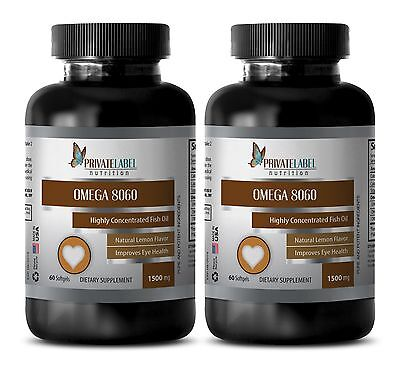 Omega 3 deluxe mix - Omega 8060 HIGHLY CONCENTRATED - immune support women 2B
