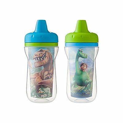 The First Years The Good Dinosaur Insulated Sippy Cup, 9 Ounce (Color and...