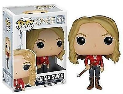 Funko - POP TV: Once Upon A Time - Emma Swan #267 New In Box