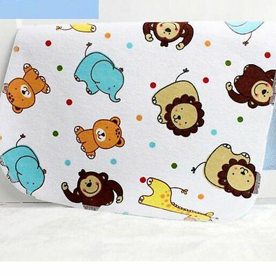 Fairy Baby Baby Changing Diaper Pad Portable Travel Home Waterproof Urine Mat of