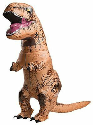 Rubie's Costume Co Men's Jurassic World T-Rex Inflatable Costume, Multi, One