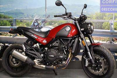 2017 Benelli Leoncino Abs New For 2017 - Due In July