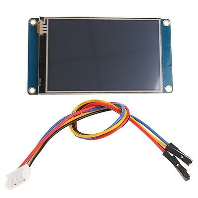 "3.5"" HMI TFT LCD Touch Display Screen Module 480x320 for Raspberry Pi 3 Arduino"