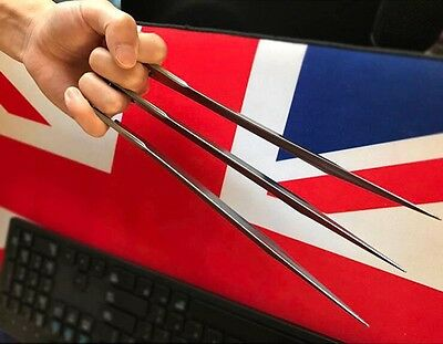 2017 X-Men Wolverine Logan ABS Claws High Quality of Refinement Cosplay Props