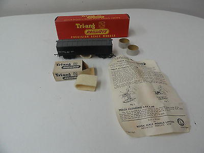Triang / Hornby R-344 Track Cleaning Car Boxed