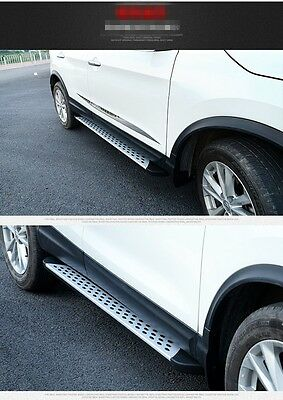 new design fit for NISSAN Rogue Sport 2017 running board side step nerf bar
