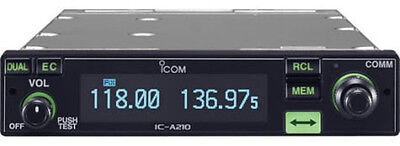 NEW Icom IC-A220 Panel Mount VHF Air Band Transceiver