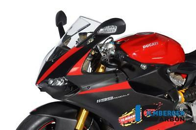 Ilmberger Carbon Fibre Satin Top Fairing Ducati 1199 Panigale 2012-2015