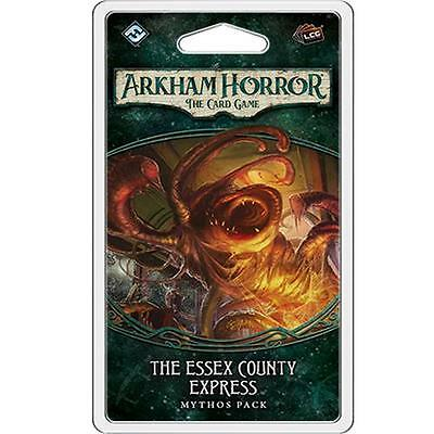 Arkham Horror LCG - The Essex County Express Mythos Pack Card Game