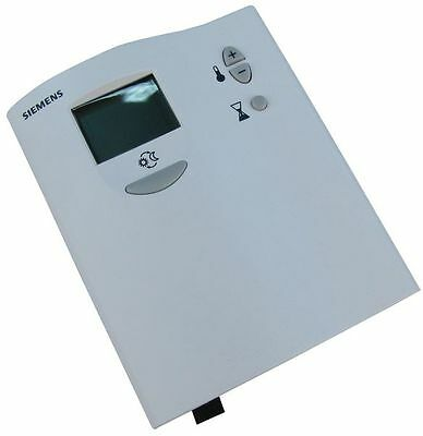 Siemens RDD10.1 Electric room thermostat with battery