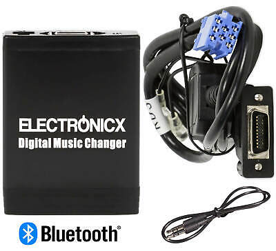 Adapter USB MP3 AUX Bluetooth Freisprechanlage für RD3, RM2, RB3