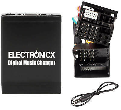 Adapter USB SD AUX Ford 12 + 40 Pin 5000C, 6000CD, 6006CDC