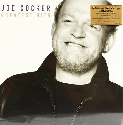 Greatest Hits  Joe Cocker Vinyl Record