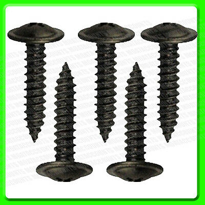 Pack of 5 Self Tapping Screws, Large Head Pozi Drive 4.8x10mm [PWN348]       2LL