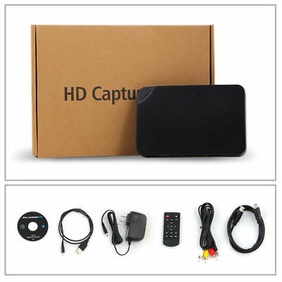 4K YK940 1080P UHD HDMI Video Capture Box Recorder Decode For PC PS  Xbox DVD TV