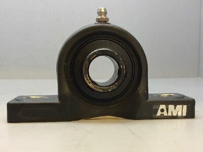 AMI ASAHI UC204 20mm mounted Bearing Inside Ami Plastic Housing