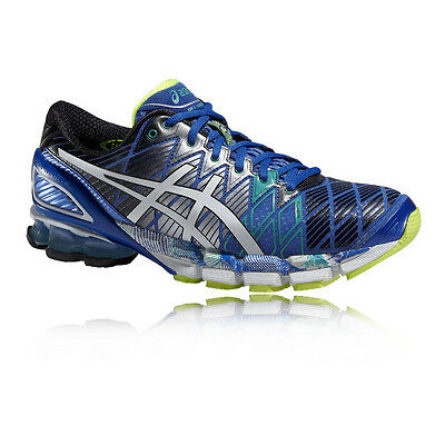 ASICS Gel-Kinsei 5 Mens Blue Breathable Lightweight Cushioned Road Running Shoes