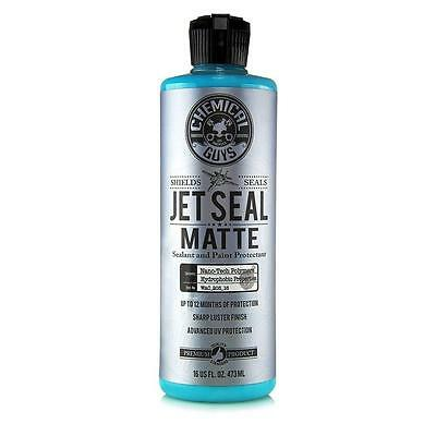 Jet Seal Matte Vinyl Wrap & Matt Paint Wax Sealant Chemical Guys Lasts 12 Months