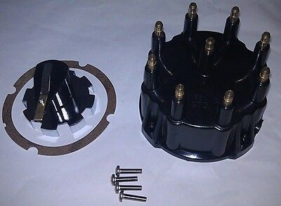 Mercruiser Thunderbolt V8 Ignition Distributor Cap & Rotor 805759Q 3, 18-5273