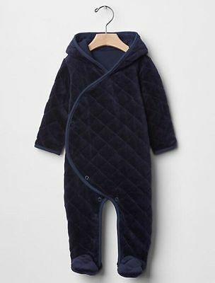 Sophie Catalou NWT Pink Bunting One Piece Baby Girls Sizes Fall Winter