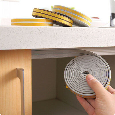 Self-Adhesion Sound Insulation Sealing Strip Excluder Seal Noise Door Window