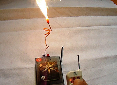 Fireworks Firing system 1CH Wedding CE Smart Switch electric Igniter copper wire