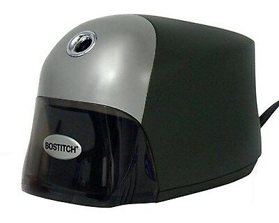 Bostitch QuietSharp Executive Electric Pencil Sharpener, Black, [EPS8HD-BLK] NEW