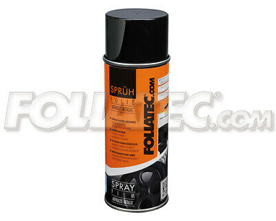 Foliatec Sprüh Folie anthrazit metallic, 1 Dose 400ml