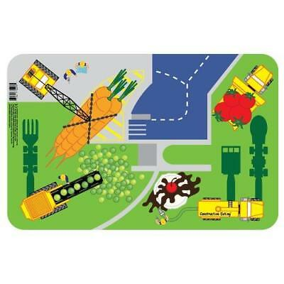 Constructive Eating Worksite Placemat New