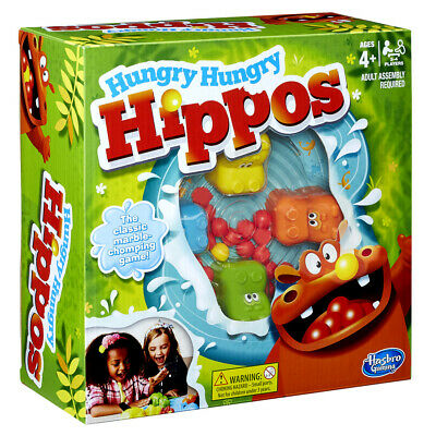 Hungry Hungry Hippos - NEW