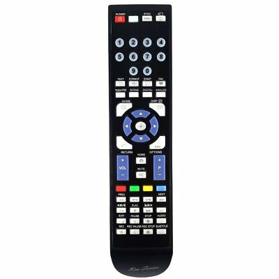NEW RM-Series Replacement TV Remote Control for Sony KDL-40X4500