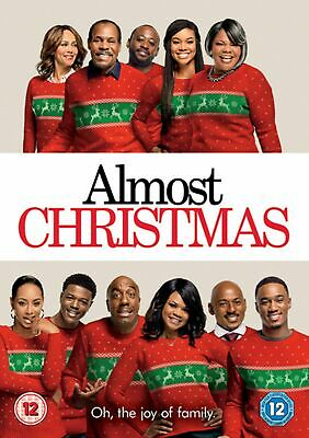 Almost Christmas [DVD]
