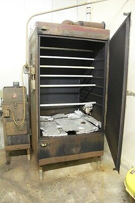 Koch Model 1400 Commercial Electric Smokehouse