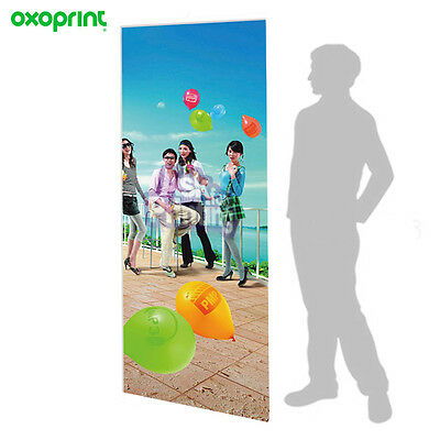"Banner Printing Replacement Graphics for Retractable Roll Up 33""x79"" 85cmx200cm"