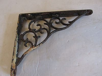 Antique Cast Iron Shelf Bracket