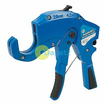 Quick Action Plastic Pipe Cutter - 42mm