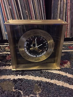 Seiko World Clock in nice condition and fully working.
