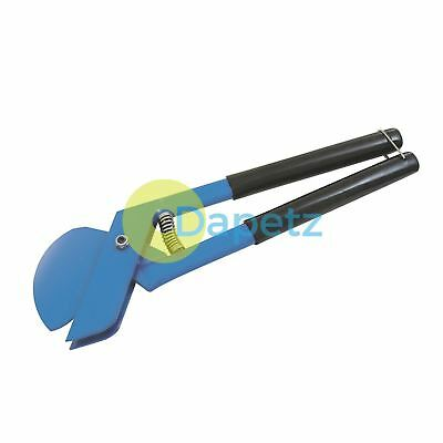 Slate Cutter 320mm Cutting Trimming Slate Roofers Roofing Spring Loaded