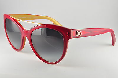 e77fe869aa7 DOLCE   GABBANA Sunglasses DG4280 29688G Top Red On Gold