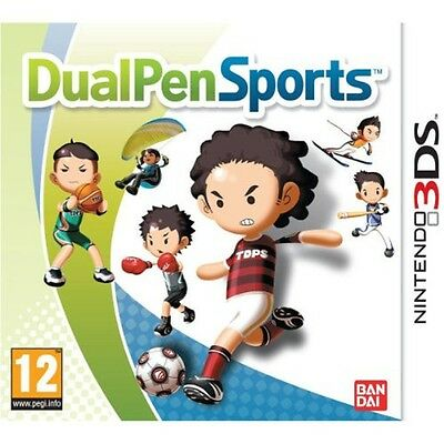Dual Pen Sports (Nintendo 3DS) Nintendo 3DS PAL Brand New