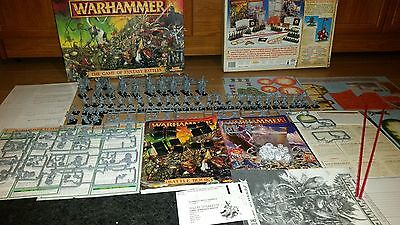 Warhammer - Game of Fantasy Battles 5th edition complete unpunched [ENG, 1996]
